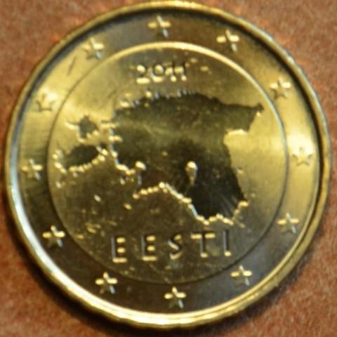10 cent Estonia 2011 (UNC)