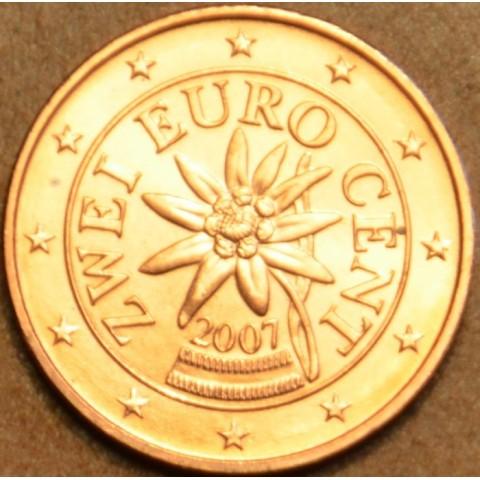2 cent Austria 2007 (UNC)