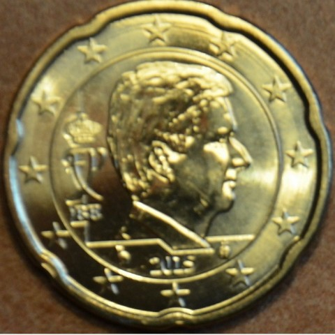 20 cent Belgium 2015 (UNC)