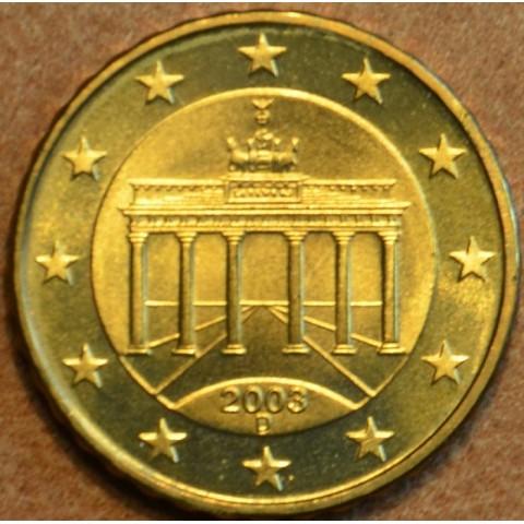 """10 cent Germany """"D"""" 2003 (UNC)"""