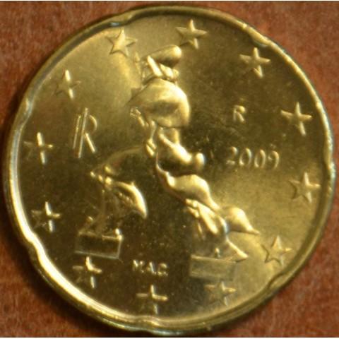 20 cent Italy 2009 (UNC)