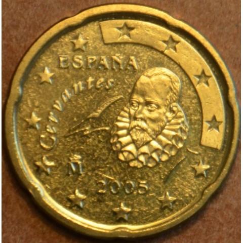 20 cent Spain 2005 (UNC)