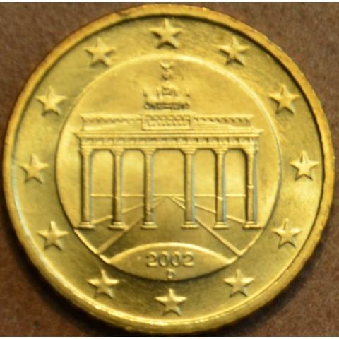"""50 cent Germany """"D"""" 2002 (UNC)"""