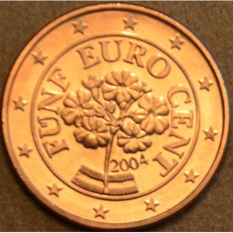 5 cent Austria 2004 (UNC)