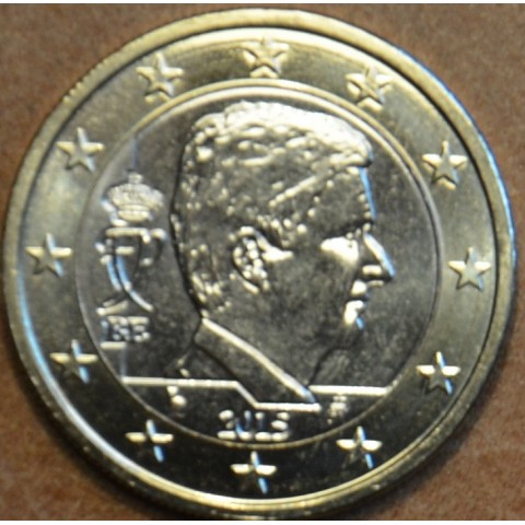1 Euro Belgium 2015 (UNC)