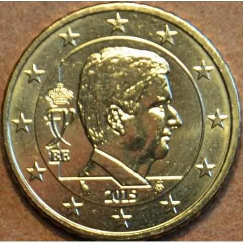 50 cent Belgium 2015 (UNC)