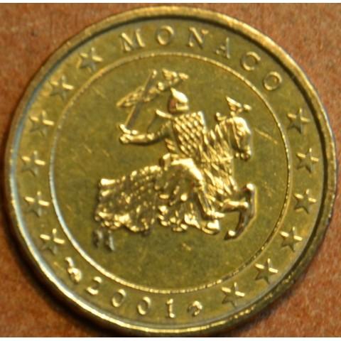 10 cent Monaco 2001 (UNC)