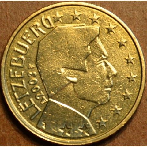 50 cent Luxembourg 2003 (UNC)