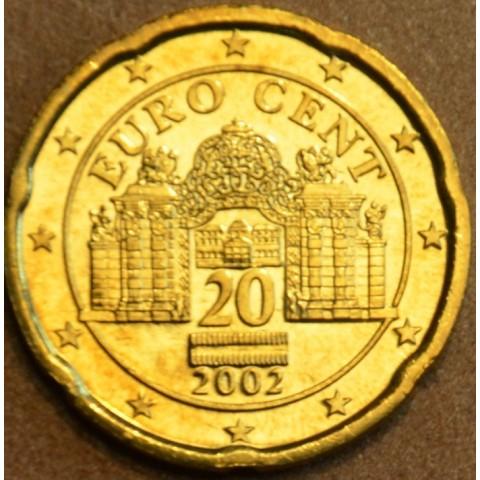 20 cent Austria 2002 (UNC)