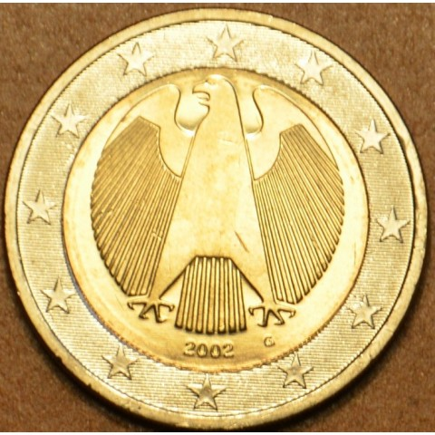 "2 Euro Germany ""G"" 2002 (UNC)"