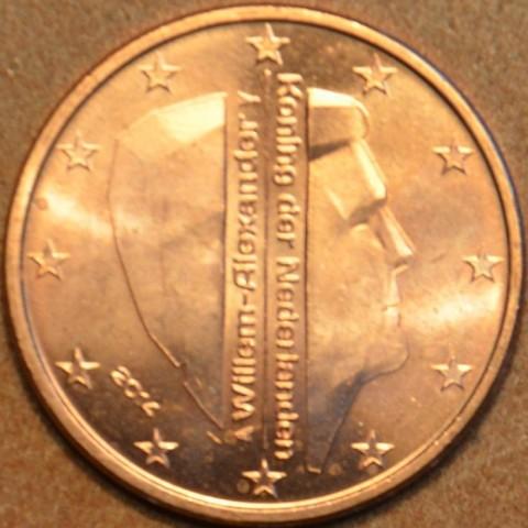 1 cent Netherlands 2014 (UNC)