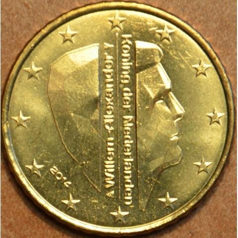 10 cent Netherlands 2014 (UNC)