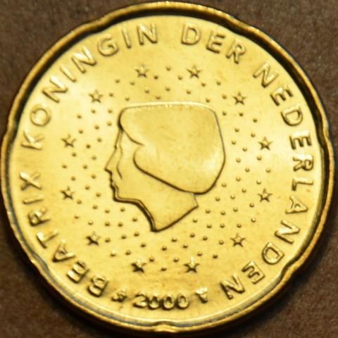 20 cent Netherlands 2000 (UNC)