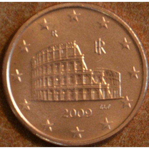 5 cent Italy 2009 (UNC)