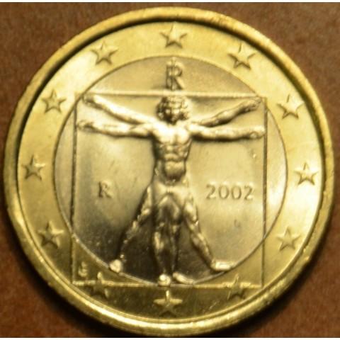 1 Euro Italy 2002 (UNC)