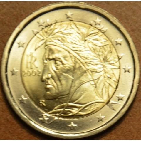 2 Euro Italy 2002 (UNC)