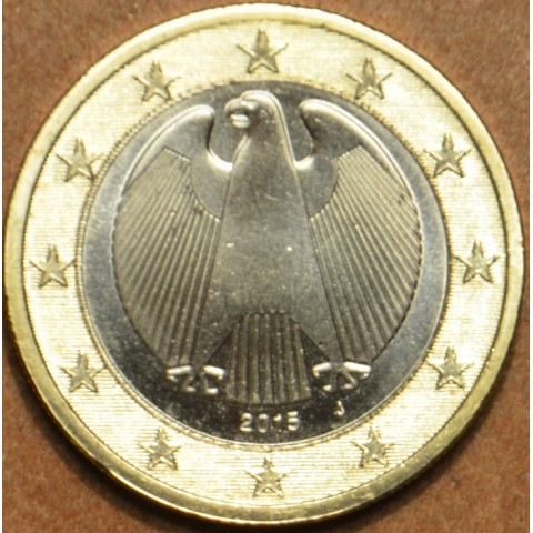 "1 Euro Germany ""G"" 2015 (UNC)"