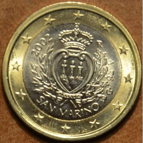 1 Euro San Marino 2002 (UNC)