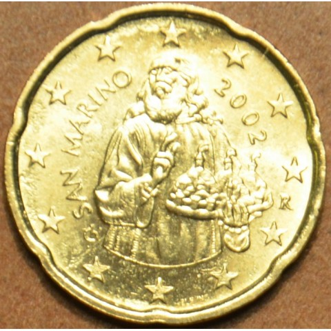 20 cent San Marino 2002 (UNC)
