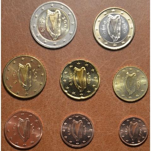 Set of 8 coins Ireland 2005 (UNC)