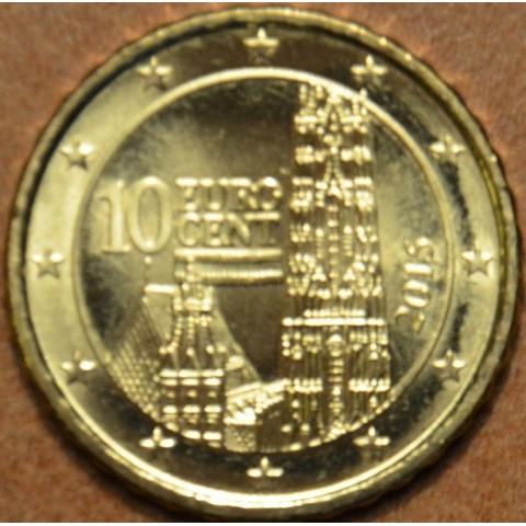 10 cent Austria 2015 (UNC)