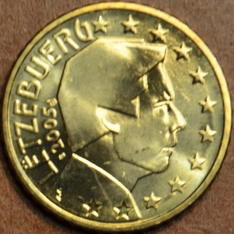 50 cent Luxembourg 2005 (UNC)