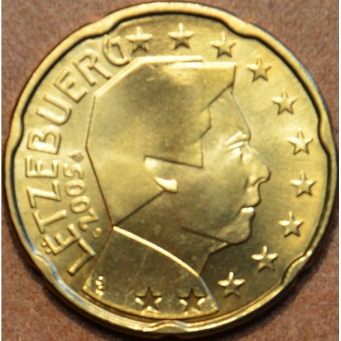 20 cent Luxembourg 2005 (UNC)