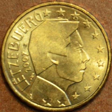 10 cent Luxembourg 2007 (UNC)