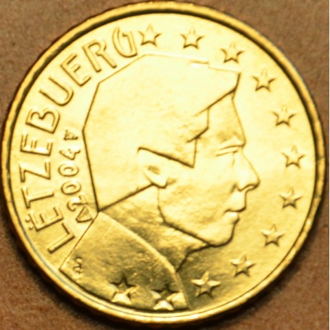 50 cent Luxembourg 2004 (UNC)