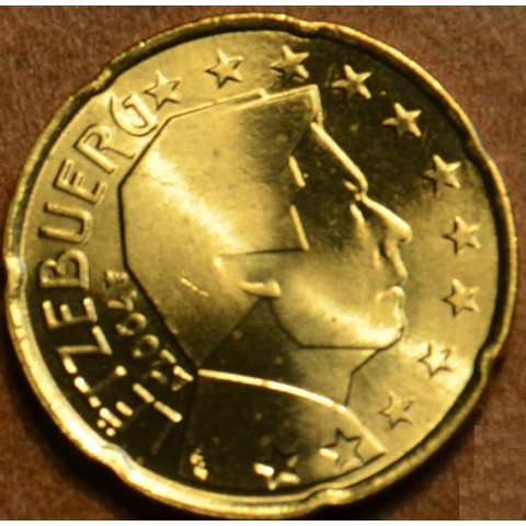 20 cent Luxembourg 2004 (UNC)