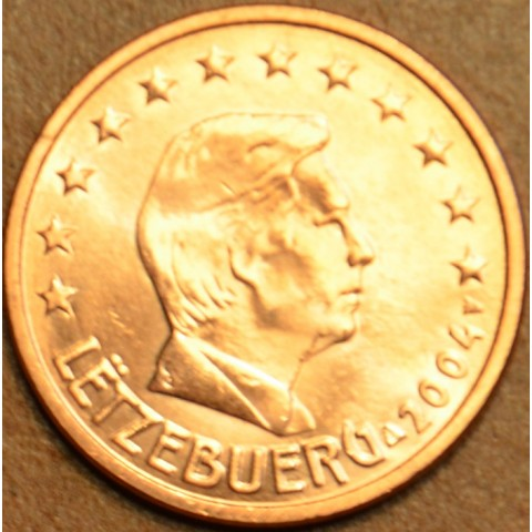 5 cent Luxembourg 2004 (UNC)