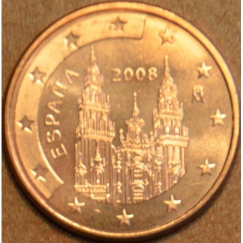 1 cent Spain 2008 (UNC)