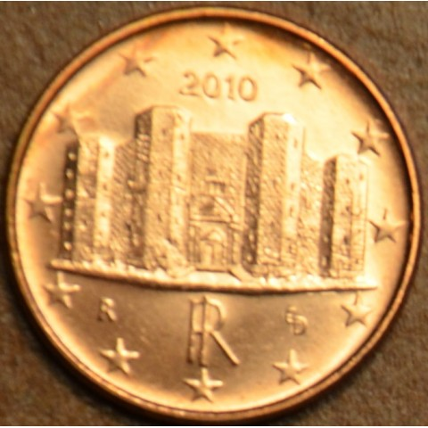1 cent Italy 2010 (UNC)