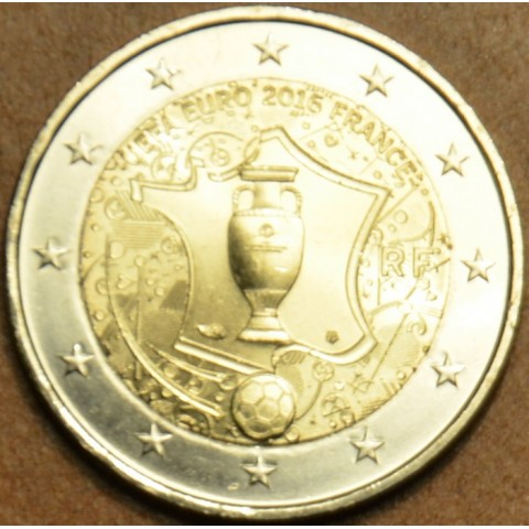 Presale 2 Euro France 2016 - UEFA (UNC)