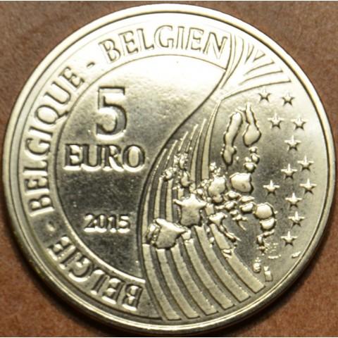 5 Euro Belgium 2015 Mons (BU)