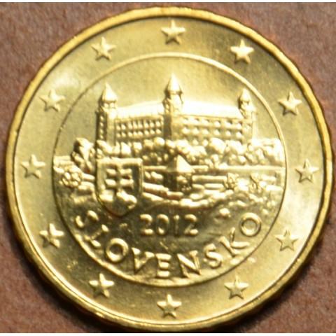 10 cent Slovakia 2012 (UNC)