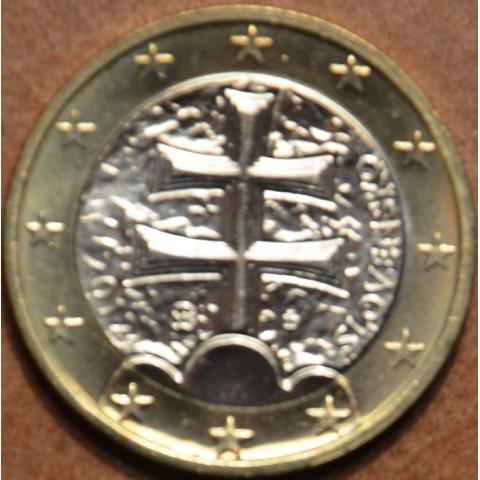 1 Euro Slovakia 2012 (UNC)