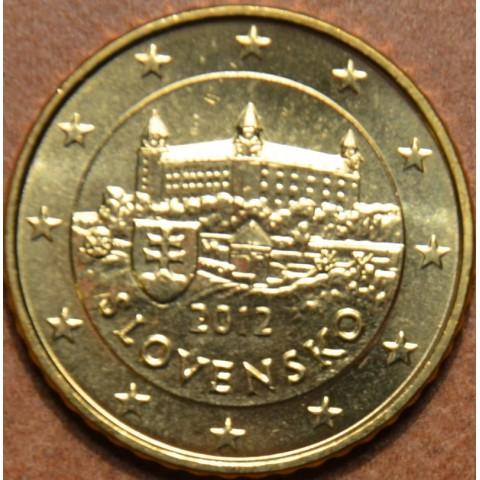 50 cent Slovakia 2012 (UNC)