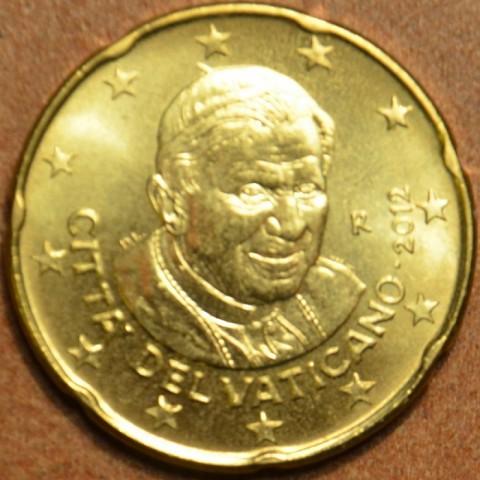 20 cent Vatican 2012 (BU)