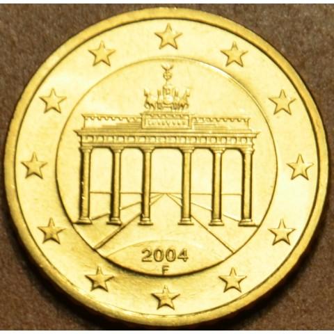 "50 cent Germany ""F"" 2004 (UNC)"