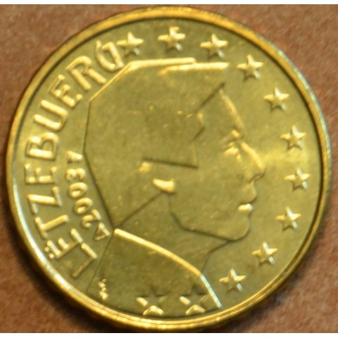 10 cent Luxembourg 2003 (UNC)