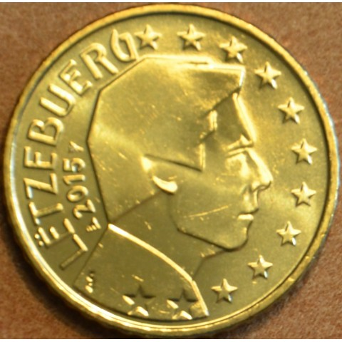 50 cent Luxembourg 2015 (UNC)