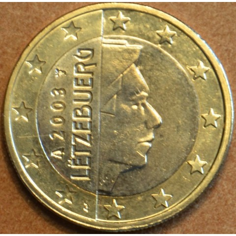 1 Euro Luxembourg 2003 (UNC)