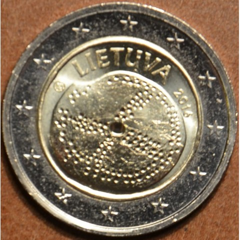 2 Euro Lithuania 2016 - Baltic culture (UNC)