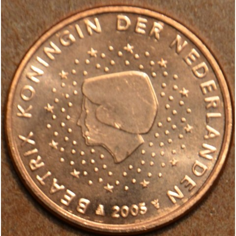 5 cent Netherlands 2005 (UNC)