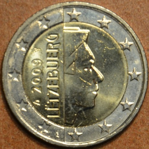 2 Euro Luxembourg 2009 (UNC)
