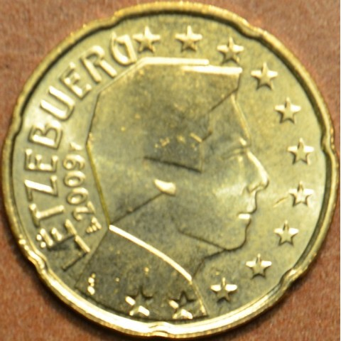 20 cent Luxembourg 2009 (UNC)
