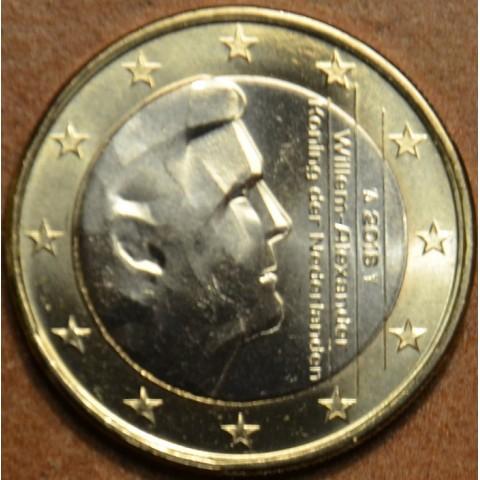 1 Euro Netherlands 2016 (UNC)