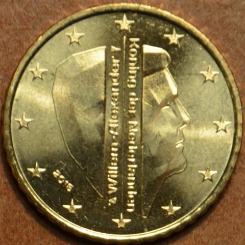 10 cent Netherlands 2016 (UNC)
