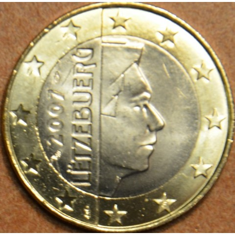 1 Euro Luxembourg 2007 (UNC)